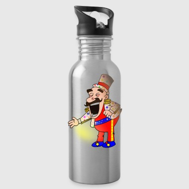 Circus Chef - Water Bottle