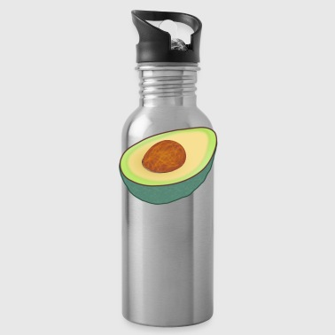 Guacamole Avocado - Water Bottle