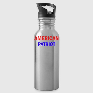 American Patriot - Water Bottle