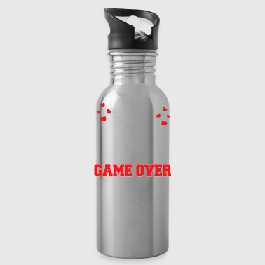 Game Over baccalauréat T-shirt Cadeau - Gourde