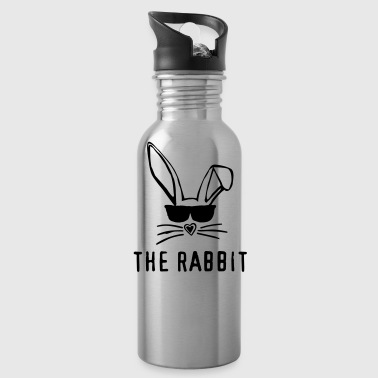 THE RABBIT - Trinkflasche