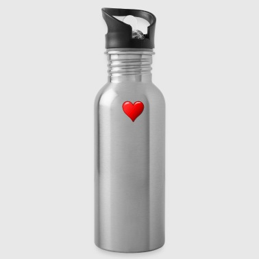 I love unicellular organisms - Water Bottle