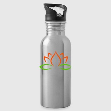 lotusblüte - Water Bottle