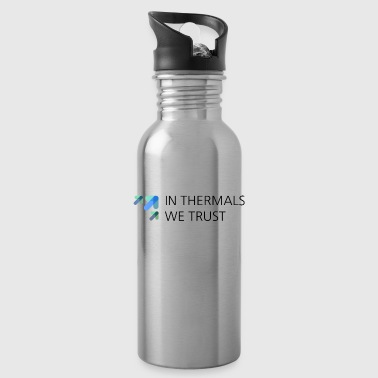 in thermals we trust - Water Bottle