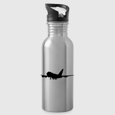 jumbo-jet - Water Bottle