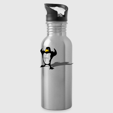 Muskel Pinguin - Trinkflasche