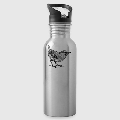 Small Bird - Water Bottle