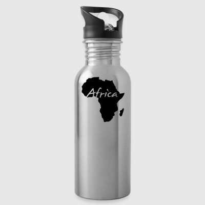 Afrika Kontinent Safari Roots of Reggae Music wild - Trinkflasche
