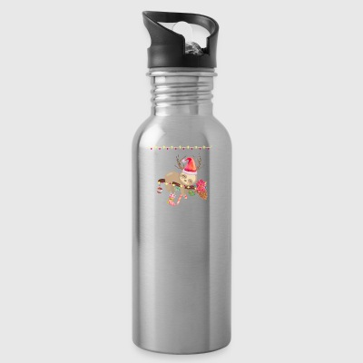 Lazy Christmas - Water Bottle