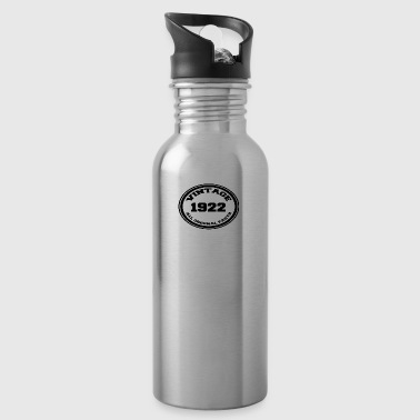 Year of birth 1922 - Water Bottle