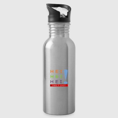 hei color - Water Bottle