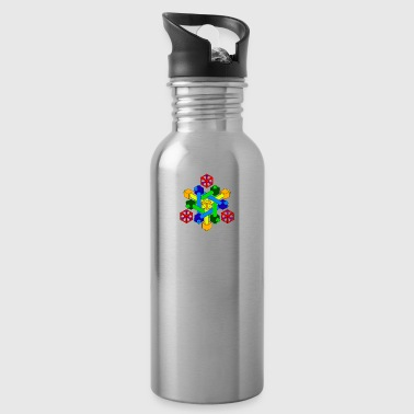 Optical Illusion Design - Water Bottle