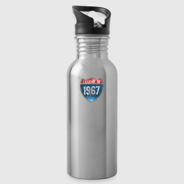 Legend Of 1967 - Water Bottle