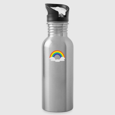 rainbow - Water Bottle