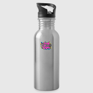 90s Nineties Flaschback Prince POW - Water Bottle
