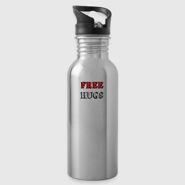 FREE HUGS - Trinkflasche