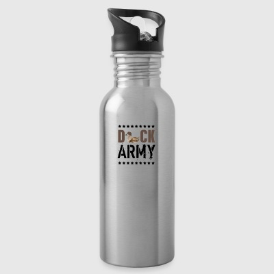 Ente Armee - Trinkflasche
