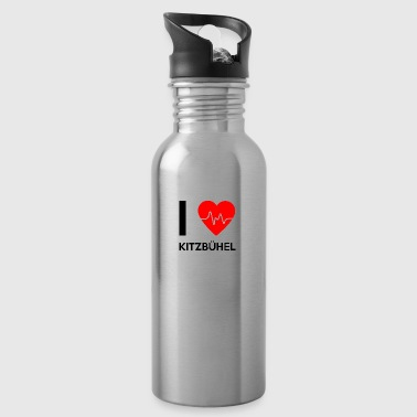 I Love Kitzbühel - I love Kitzbühel - Water Bottle