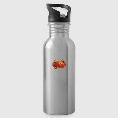Red crab - Water Bottle
