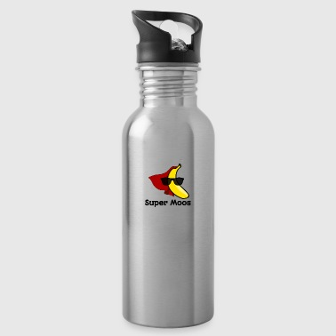 Super moos - Water Bottle