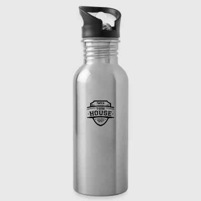 TubeHouse Team College Merch 2017 Black - Water Bottle