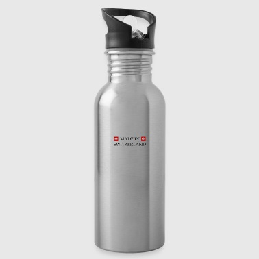 Made_in_Switzerland - Water Bottle