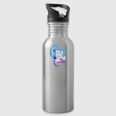 Baltic Sea Monkey - Water Bottle