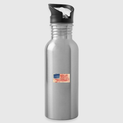 America - Water Bottle