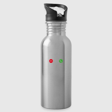 Call Mobile Phone - Water Bottle
