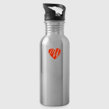 DW Love - Water Bottle