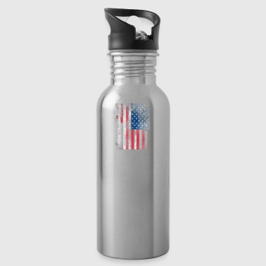 1979 USA FLAG - Water Bottle