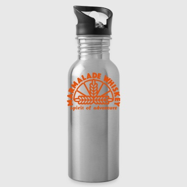 Marmalade Whiskey - Water Bottle