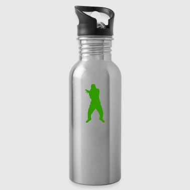 rapper - Water Bottle