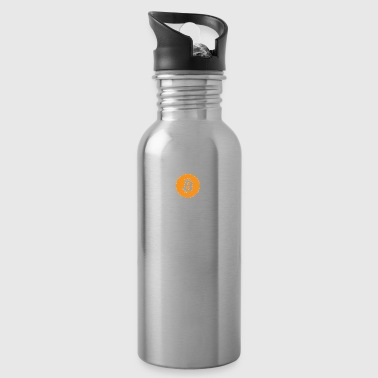 BITCOIN ORANGE - Water Bottle