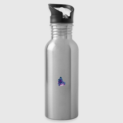 Diamond colorful swag - Water Bottle