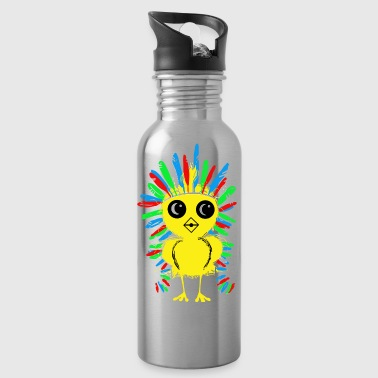 Chick apache - Water Bottle