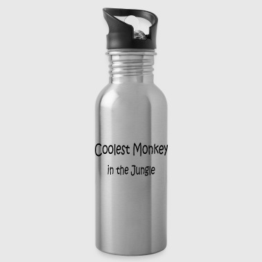 Limited - Coolest Monkey in the Jungle - Water Bottle