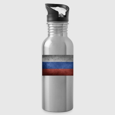 Russia Flag Russia Flag - Water Bottle