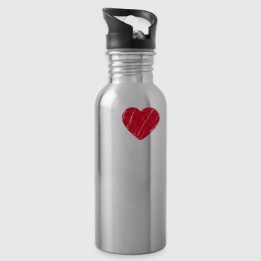 I Love Dogs used Look - Water Bottle
