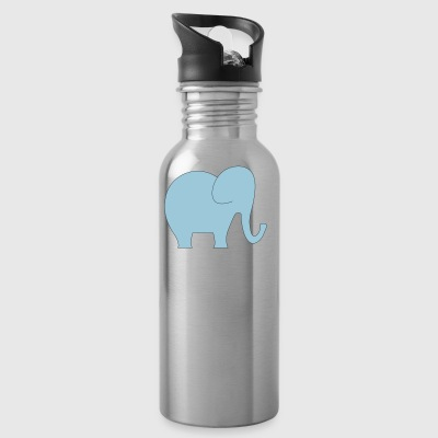 elephant - Water Bottle