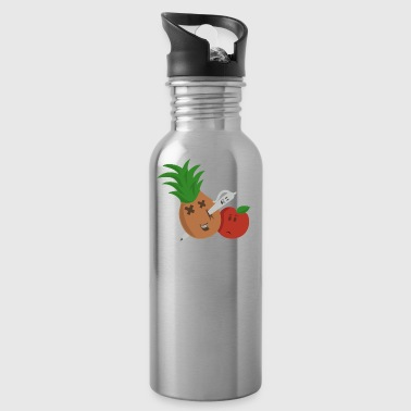 Pen Pineapple Apple Pen - Water Bottle