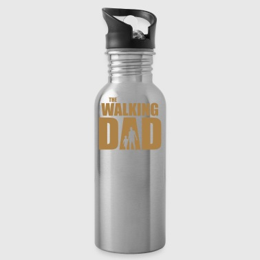 The Walking Dad - Water Bottle