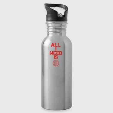 all i need gift gift hobby sports cycling maturity - Water Bottle
