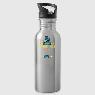 Best Apprentices are Born in October Gift Idea - Water Bottle