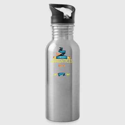 Best Apprentices are Born in August Gift Idea - Water Bottle
