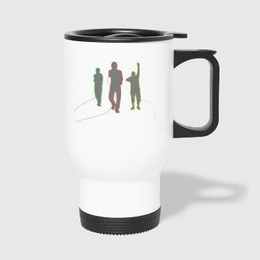 rappers - Travel Mug