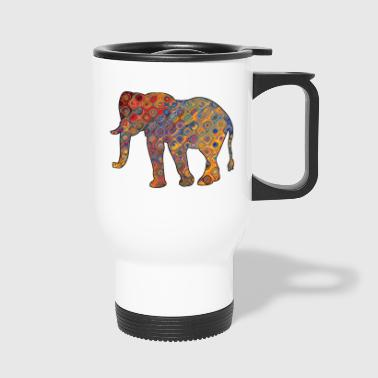 Elephant trend - Travel Mug