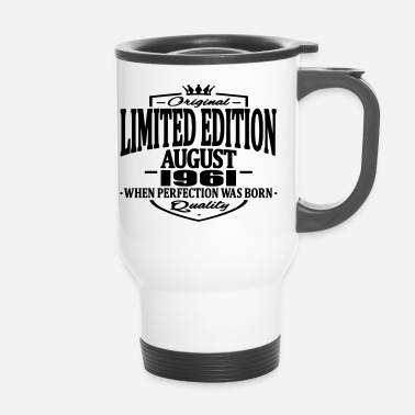 Established Edition limitée août 1961 - Mug thermos