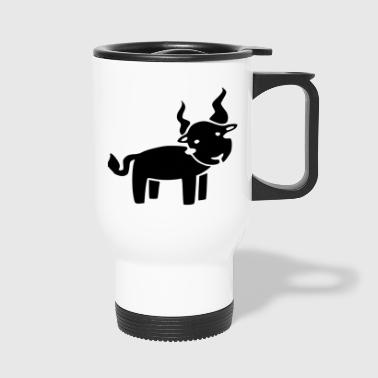 Capricorn - Travel Mug
