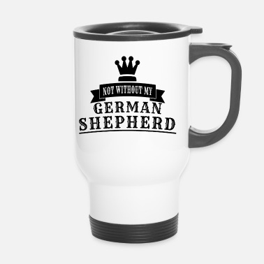 German Shepherd German Shepherd shirt - Travel Mug
